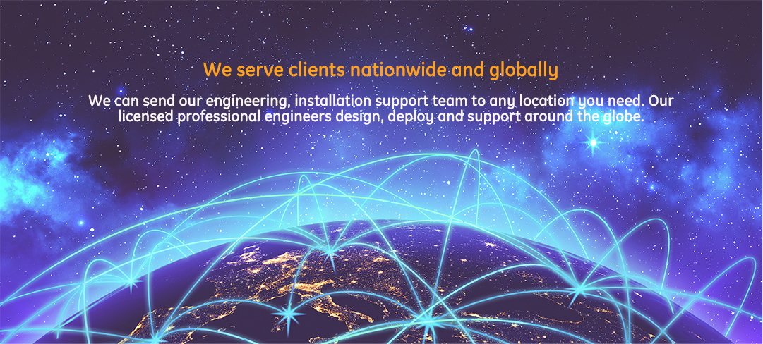 Tower, Utility Field Services, Meter, SCADA, Fiber, Services